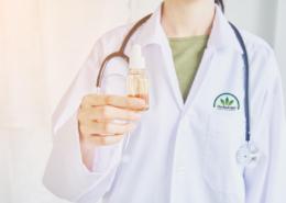 CBD doserings specifikationer læge