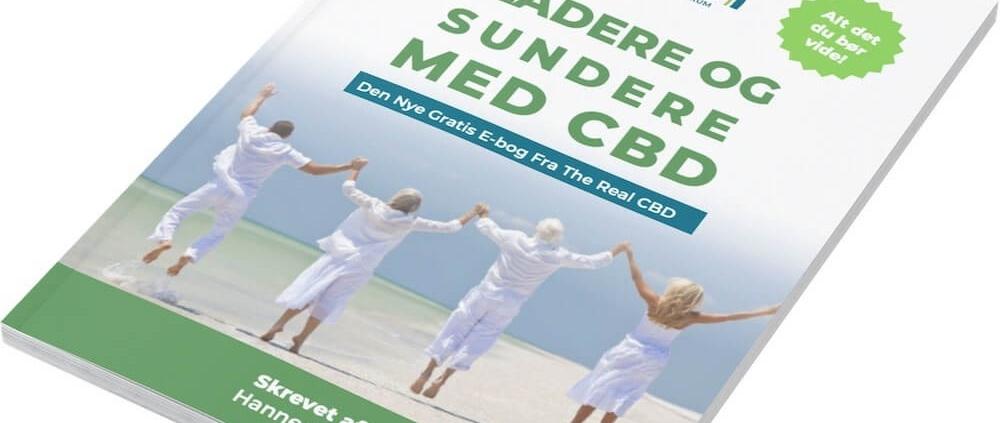 The Real CBD gladere og sundere med CBD