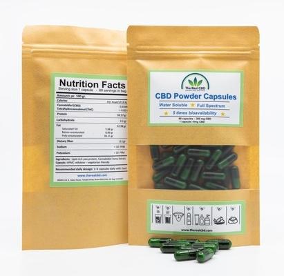 The-real-cbd-product-1%-cbd-powder-capsules