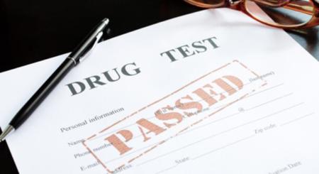 drug test passes