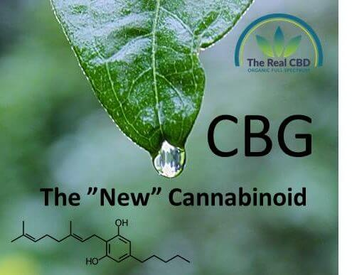 CBG the new cannabinoid