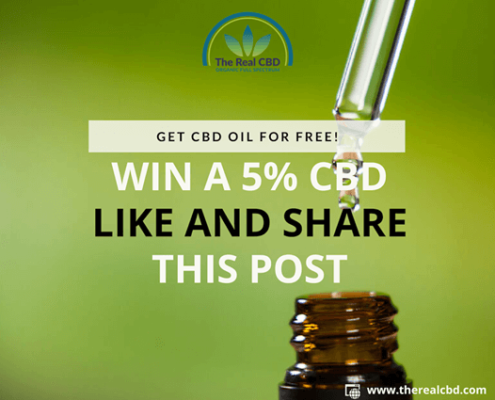 Win 5% CBD oil