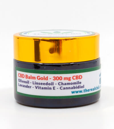 Pure CBD healing balm by The Real CBD