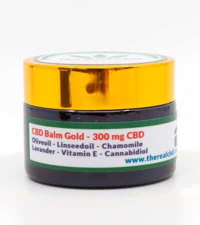 Pure CBD healing balm by The Real CBD