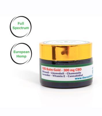 Pure CBD healing balm