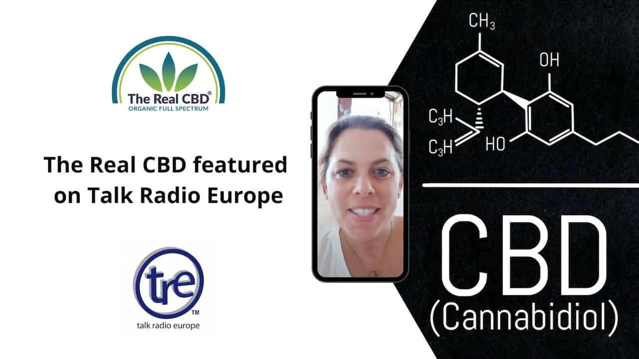 CBD Oil explained on Spanish radio
