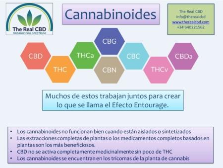 Cannabinoids ES