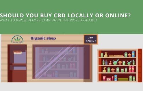 comprar aceite de cbd local o en la red (online)